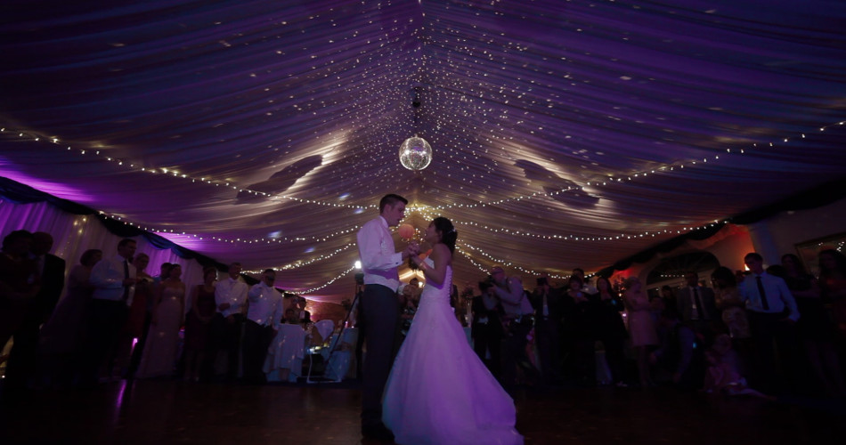 Angela & David - Wedding Video Northamptonshire