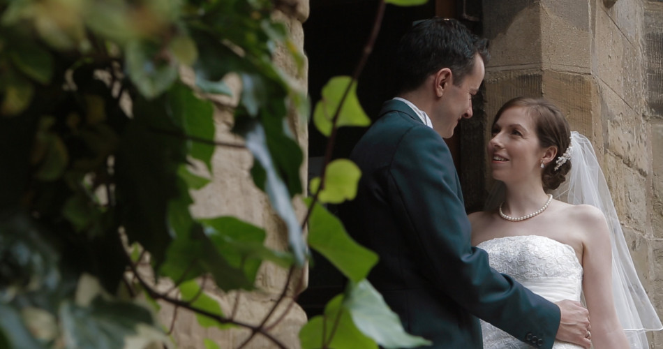 Corrine & Chris - Wedding Video Mythe Barn Warwickshire