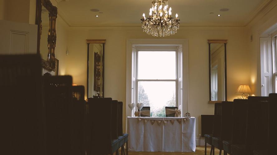 Bettina & Dan - Wedding Video Derbyshire Shottle Hall