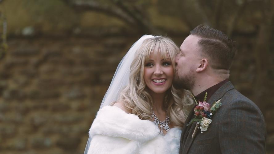 Sienna & Jamie - Wedding Video Dodford Manor Northamptonshire