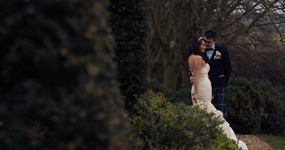 Jemma & Jamie - Wedding Video Fawsley Hall Northamptonshire