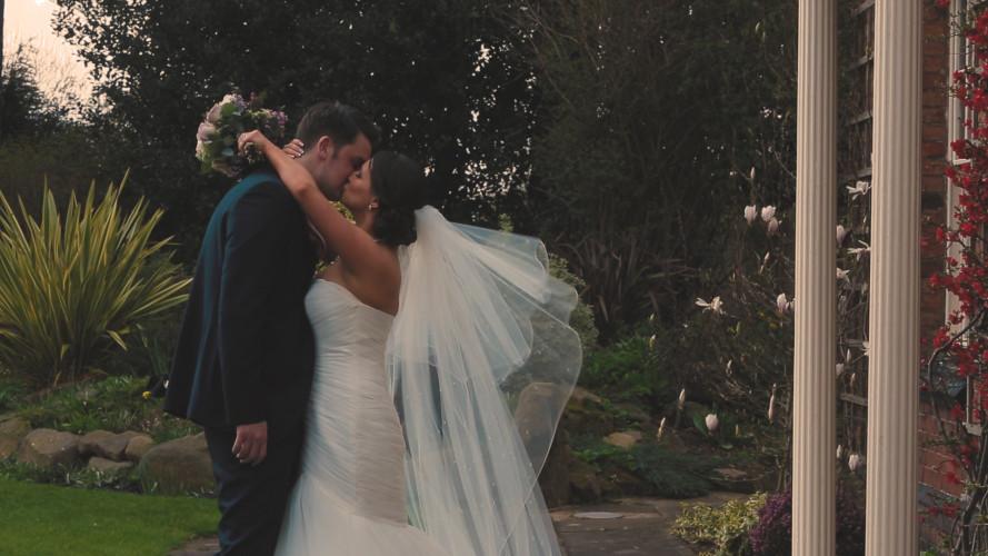 Rachel & Luke - Wedding Video Mythe Barn Warwickshire