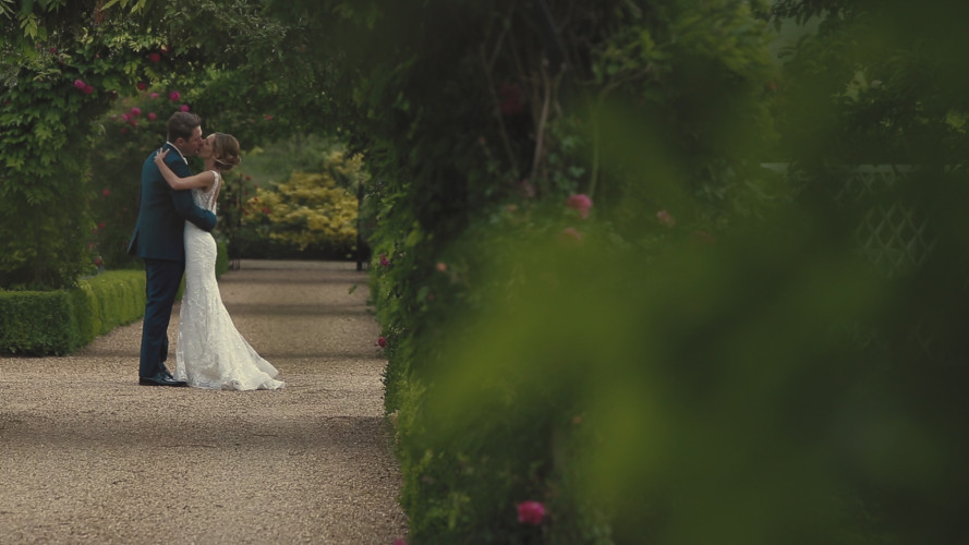 Bonnie & Mark - Wedding Video Stapleford Park Leicestershire