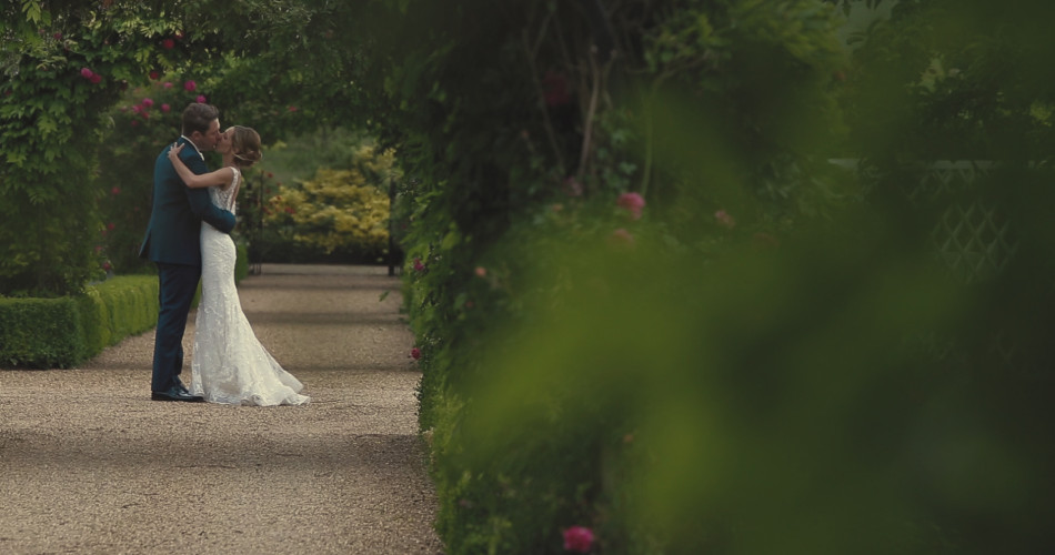 Bonnie & Mark - Wedding Video Stapleford Park Leicestershire