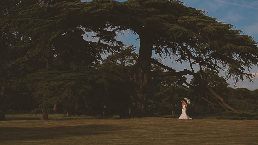 Rachael & Paul - Stubton Hall Wedding Video Nottinghamshire