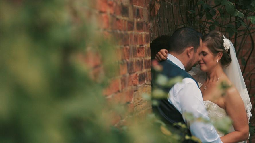 Helen & Damen Wedding Video The Walled Gardens Nottinghamshire