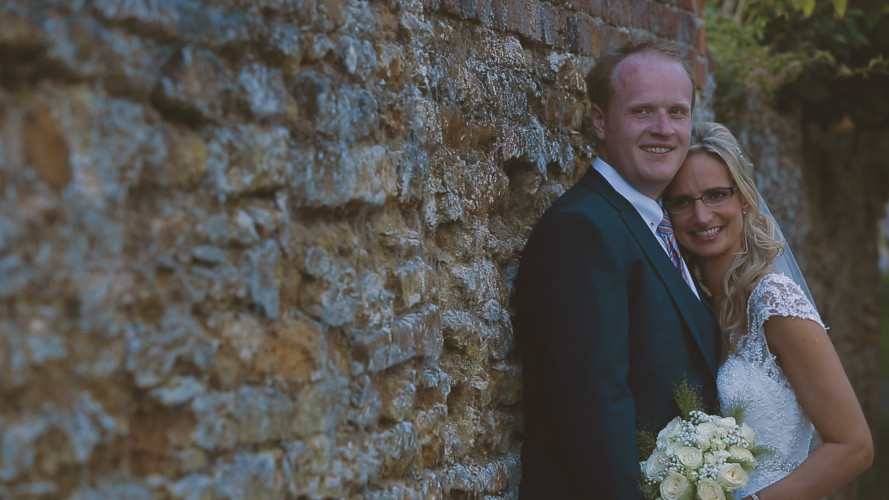 Jo & Tom - Wedding Video Medbourne Leicestershire