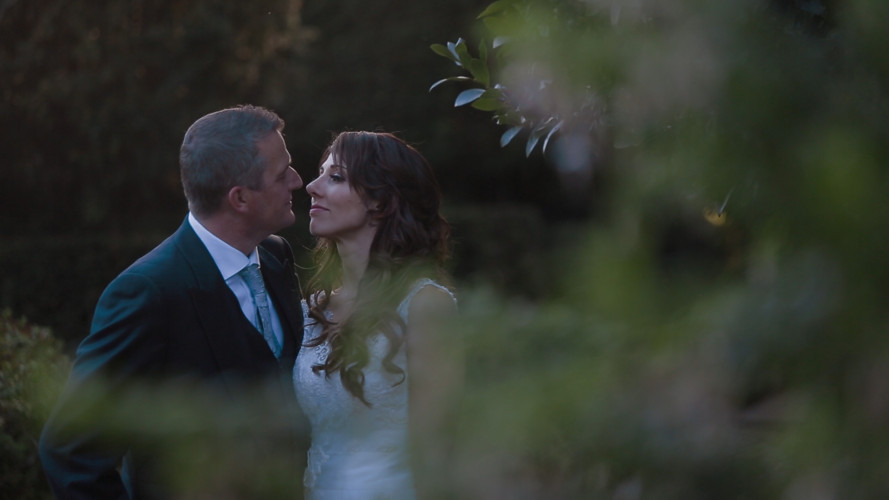 Karen & Chris Wedding Video Fawsley Hall Northamptonshire