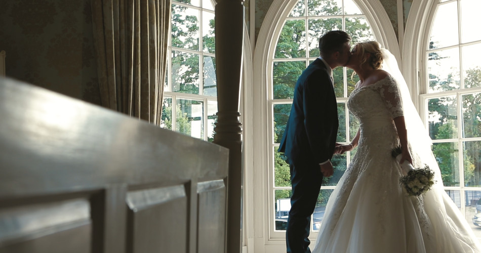 Siobhan & Dan Wedding Video Warwick House Warwickshire