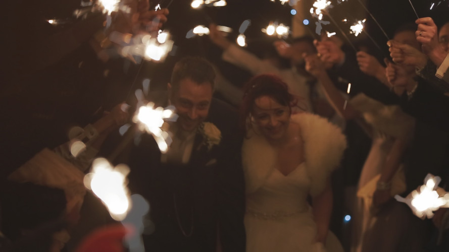 Sarah & Matt Wedding Video Prestwold Hall Leicestershire