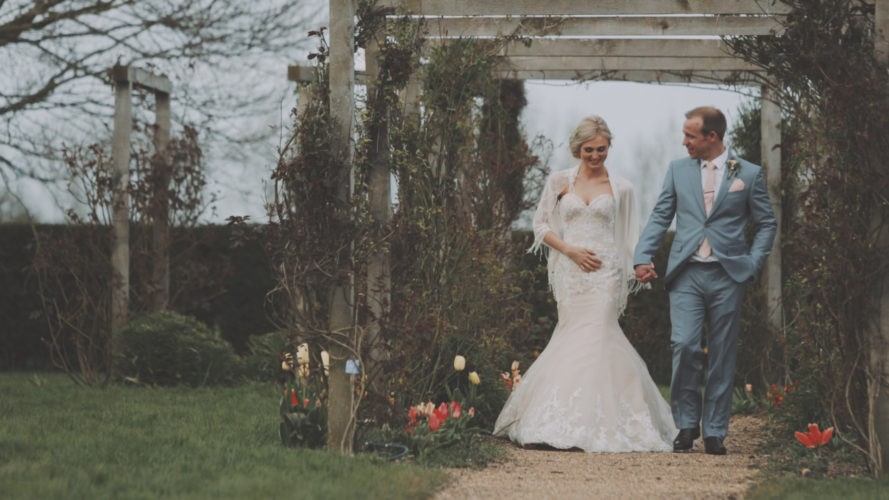 Sam & Dan Wedding Video The Woodlands Leicestershire