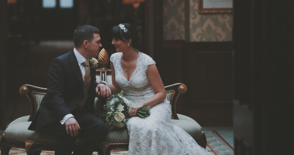 Lucy & Jeff Wedding Video Kilworth House Leicestershire