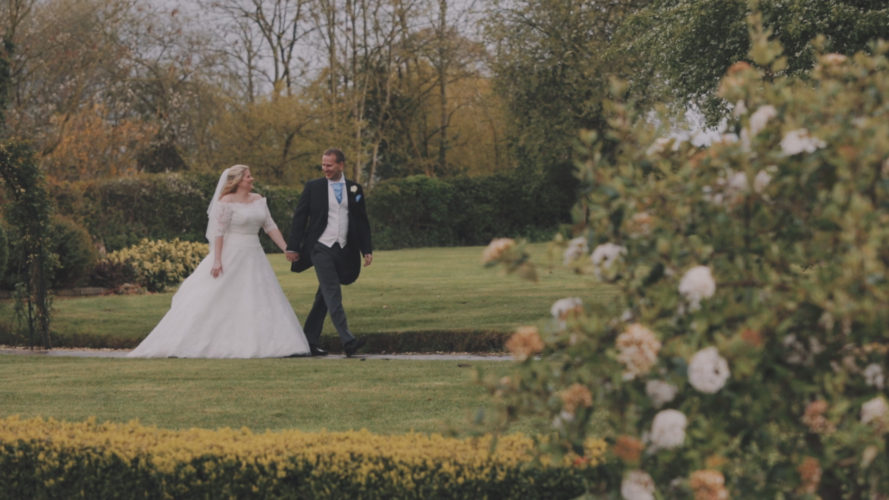 Helena & Stuart Wedding Video Wethele Manor Warwickshire