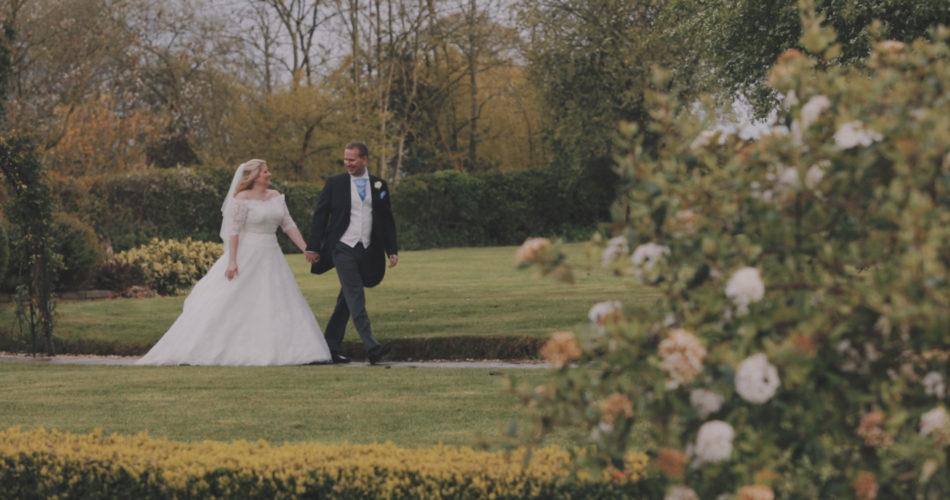 Helena & Stuart Wedding Video Wethele Manor Warwickshire