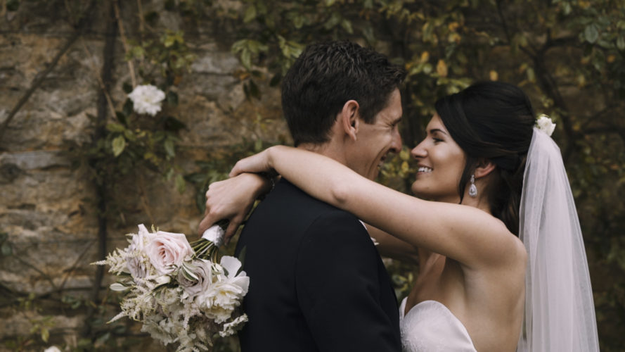 Lucy & Dan Wedding Video The Slaughters Country Inn Gloucestershire