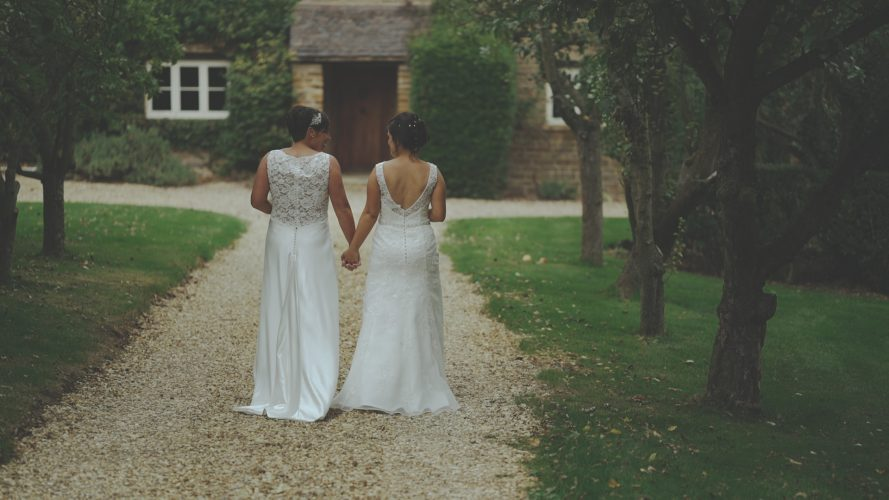 Emma & Sophie Wedding Video Dodmoor House Northamptonshire
