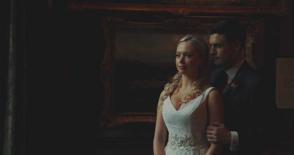 Carly & David Wedding Video Holdenby House Northamptonshire