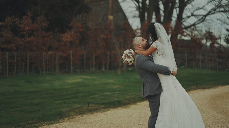 Lisa & Marc Wedding Video Dodford Manor Northamptonshire