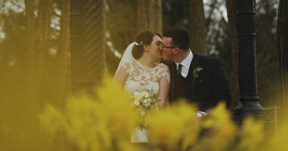 Laura & Oscar Wedding Video The West Mill in Derbyshire