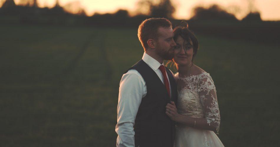 Megan & Matt Wedding Film Stratton Court Barn in Oxfordshire