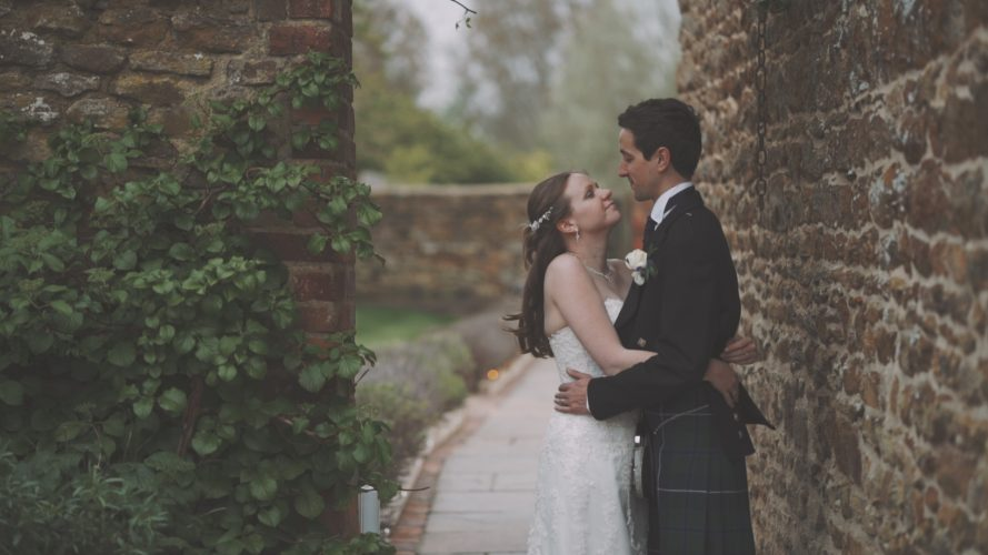 Rachael & Tristan Wedding Film Dodford Manor Northamptonshire