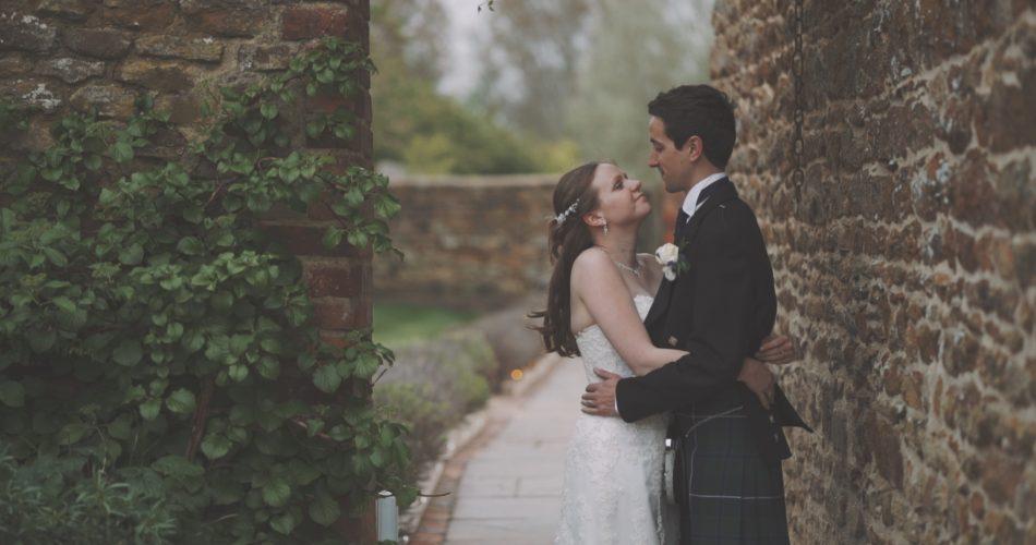 Rachael & Tristan Wedding Film Dodford Manor Northamptonshire